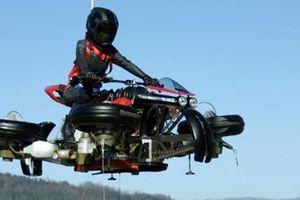 Siêu mô tô có khả năng… bay giá 13 tỷ đồng