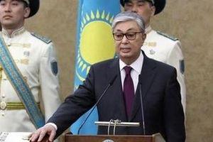 Tân Tổng thống Kazakhstan nhậm chức, đề nghị đổi tên thủ đô