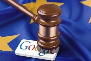Google hứng chịu án phạt khủng từ EU