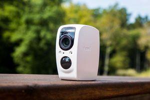 Camera an ninh với công nghệ nhận dạng khuôn mặt
