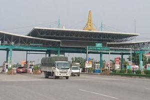 Sau hơn 7 tháng xả trạm BOT Mỹ Lộc đã thu phí trở lại