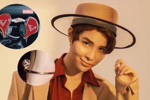 Không chỉ âm nhạc, Vũ Cát Tường còn sở hữu nhiều món đồ mang đậm dấu ấn cá nhân
