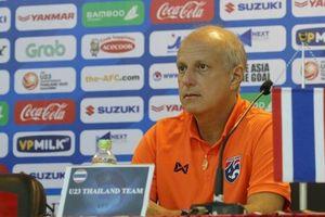 HLV U23 Thái Lan: 'Tôi thích bảng đấu này vì có Việt Nam, Indonesia'
