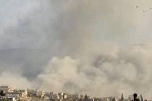 Không quân Nga dội bom dồn dập khắp Idlib đáp trả HTS