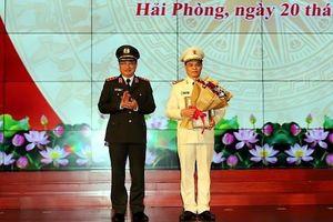 Phó Tư lệnh CSCĐ làm Giám đốc Công an thành phố Hải Phòng