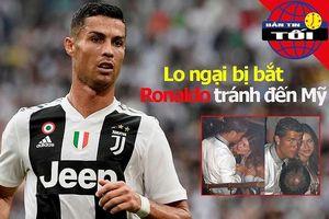 Ronaldo không dám đến Mỹ, Real thanh lý bốn ngôi sao đội 1