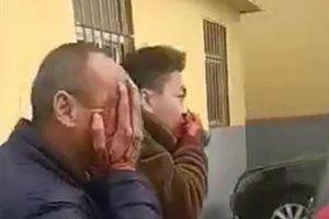 Nhà máy hóa chất ở Trung Quốc phát nổ, bốc cháy