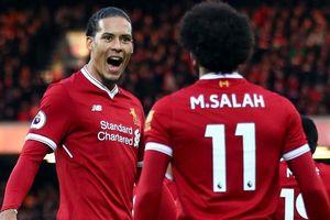 Lescott: 'Salah hay Van Dijk không thể khoác áo Man City'