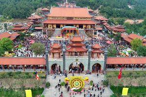 Bộ Văn hóa yêu cầu làm rõ vụ việc tại chùa Ba Vàng