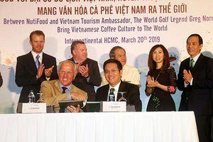 Đại sứ Du lịch Việt Nam hợp tác đưa văn hóa cà phê Việt ra thế giới