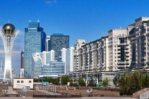 Kazakhstan đổi tên thủ đô theo tên tổng thống vừa từ chức