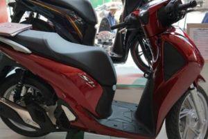 Bảng giá vua tay ga Honda SH mới nhất: Chênh cao ngất ngưởng