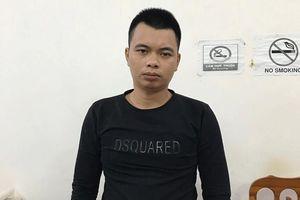 Đối tượng cướp xe taxi ở Chiêm Hóa ra đầu thú