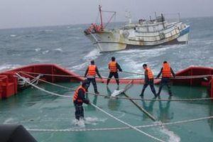 'Điểm tựa' của ngư dân trên biển