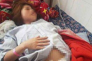 Sở Y tế Hà Tĩnh lên tiếng vụ bệnh nhân bị thắt vòi trứng khi mổ ruột thừa
