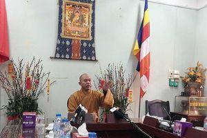 Kỷ luật nghiêm những cá nhân sai phạm trong vụ thỉnh vong, giải nghiệp ở chùa Ba Vàng