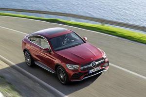 Mercedes-Benz GLC Coupe 2020 ra mắt, thể thao và mạnh mẽ hơn