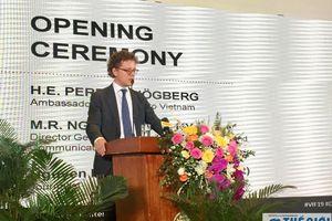 Đại sứ Thụy Điển: Hai yếu tố quan trọng nhất trong xã hội là sự cởi mở và tính minh bạch