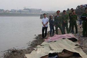 Hòa Bình: 8 học sinh đuối nước thương tâm khi đi tắm sông Đà