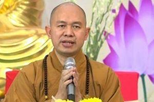 Giáo hội Phật giáo Việt Nam nói gì vụ việc ở chùa Ba Vàng?