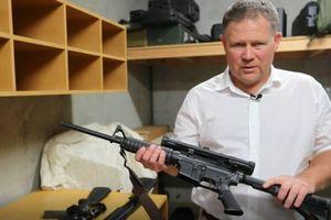New Zealand cấm mọi loại súng bán tự động