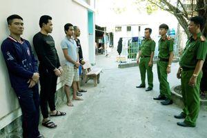 Triệt phá băng cướp hoành hành Đông Hải, tạm giữ 5 nghi can