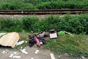Tai nạn đường sắt tại Hải Dương, 2 phụ nữ tử vong