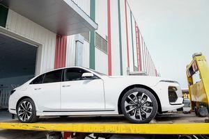 VinFast đưa những chiếc xe đầu tiên đi kiểm thử ở nước ngoài