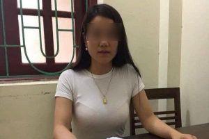 Ông chủ bắt quả tang 'hotgirl' Điện Biên trộm 3,5 chỉ vàng