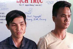 Đồng Nai: Tạm giữ 2 đối tượng dùng dao đâm 2 công an nhập viện