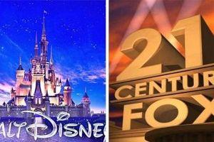 Hoàn tất thương vụ trị giá 71,3 tỷ USD, Disney và FOX 'về chung một nhà'