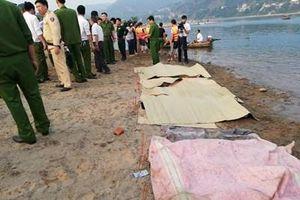 8 trẻ đuối nước ở Hòa Bình: Bãi sông Đà ngập tiếng khóc than