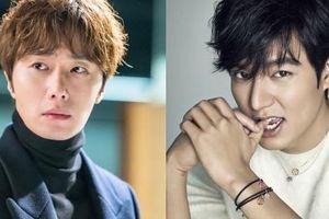 Bận rộn quân ngũ, Lee Min Ho vẫn không quên gửi quà đến người tri kỷ Jung Il Woo
