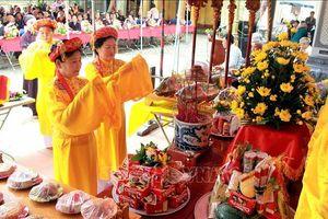 Lễ hội giao chạ có lịch sử hơn 700 năm ở Thái Bình