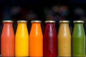 Tổn thương nội tạng vì tự tiêm hỗn hợp nước quả