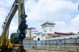 TP.HCM tạm ứng hơn 2.000 tỷ đồng để tháo điểm nghẽn cho tuyến Metro số 1