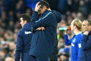CĐV tẩy chay, ép Chelsea sa thải HLV Sarri