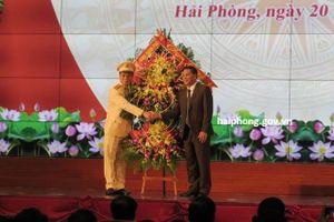Đại tá Lê Ngọc Châu giữ chức vụ Giám đốc Công an thành phố Hải Phòng