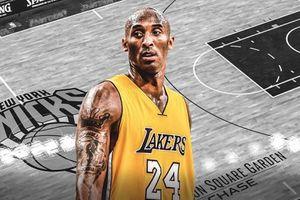 Kobe Bryant: 'Tôi luôn mơ được thi đấu ở New York'
