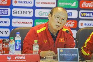 U23 Việt Nam ít kinh nghiệm, phong độ kém hơn lứa trước khiến HLV Park Hang Seo lo lắng