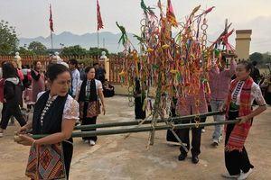 Độc đáo lễ hội Cầu mưa của người Thái trắng
