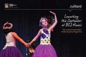 Trường quốc tế Anh BIS Hà Nội tổ chức liên hoan biểu diễn nghệ thuật