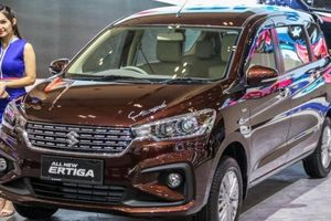 Suzuki Ertiga sắp về Việt Nam: Phân khúc xe giá rẻ thêm đối thủ