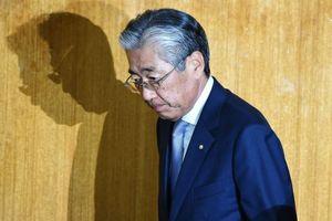 Quan chức Nhật Bản từ chức giữa lùm xùm hối lộ 2,3 triệu USD giúp Tokyo đăng cai Olympic 2020