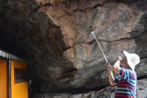 Thạch Động thôn vân, nơi gắn với sự tích chuyện Thạch Sanh cứu công chúa