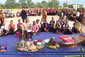 Đặc sắc lễ hội cầu mưa của người Thái trắng