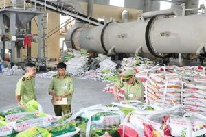 Phú Yên: Sản xuất ra phân bón giả, kém chất lượng nhiều công ty bị xử phạt nặng