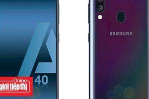 Ngắm Samsung Galaxy A40 qua... ảnh