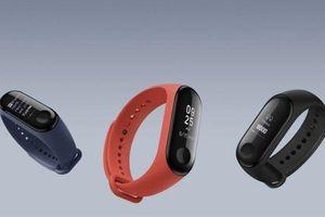 Lộ vòng đeo tay kế thừa Xiaomi Mi Band 3 bán chạy nhất hành tinh