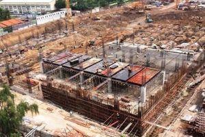 TP HCM: Công ty Sagoda ngang nhiên xây dựng công trình không phép
